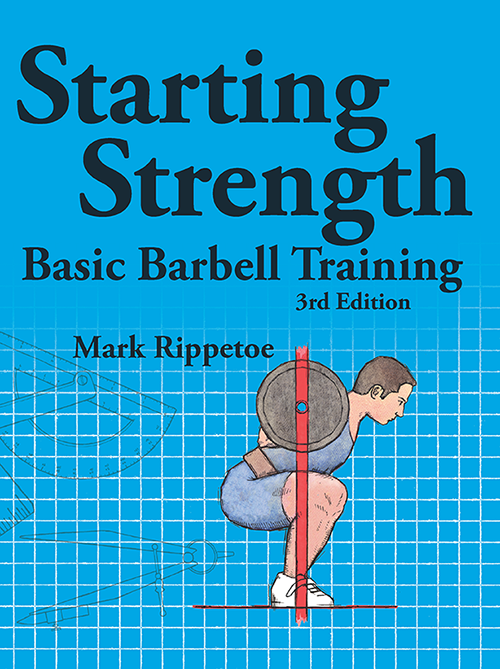 Starting Strength: Book Cover
