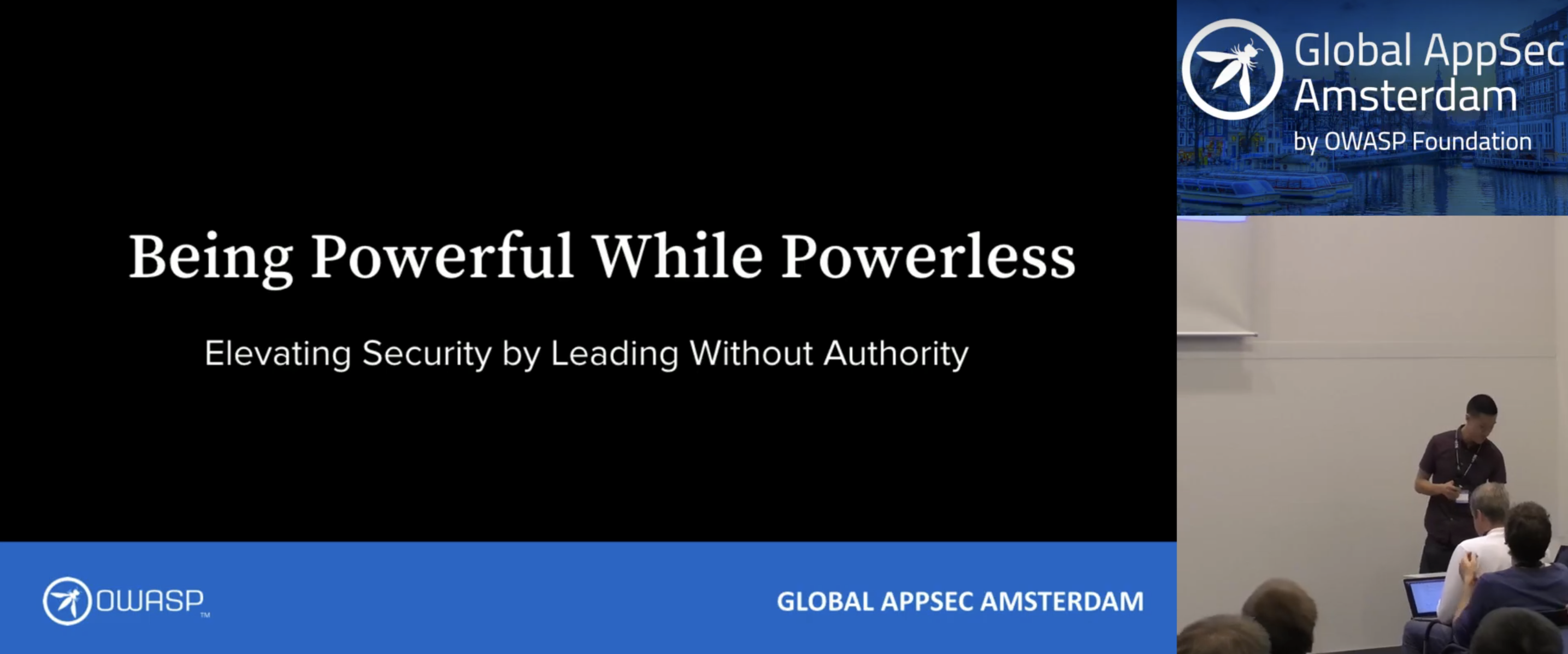 Being Powerful While Powerless: Elevating Security By Leading Without Authority