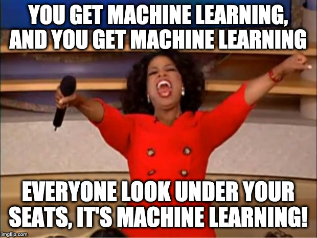Oprah Machine Learning